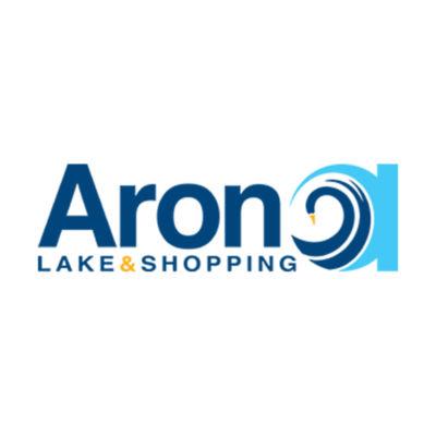 logo arona lake and shopping