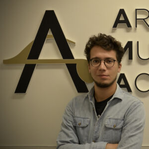Andrea Sarcinelli responsabile comunicazione
