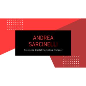 Andrea Sarcinelli digital marketing